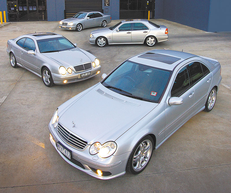 Mercedes-Benz AMG Collection at Peter Lennox Thomastown