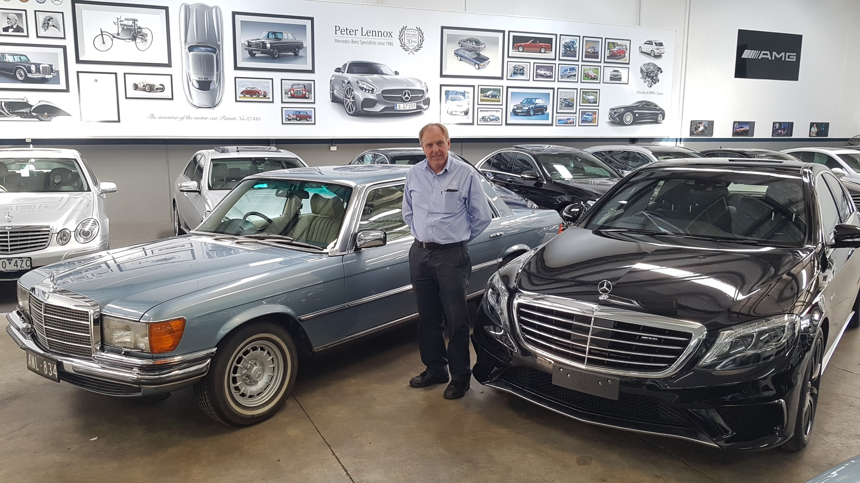 Independent Mercedes Used Car Sales Service In Melbourne Peter Lennox