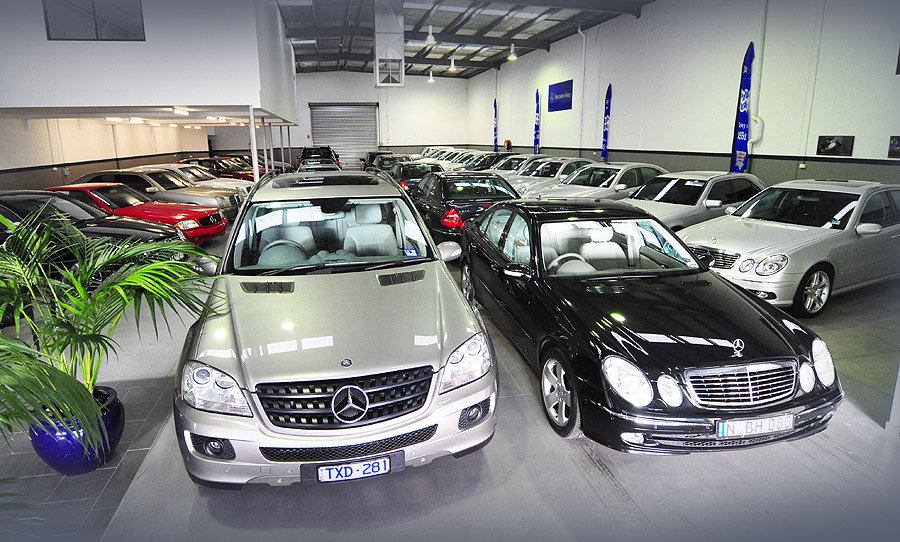 Peter Lennox Used Mercedes-Benz Thomastown