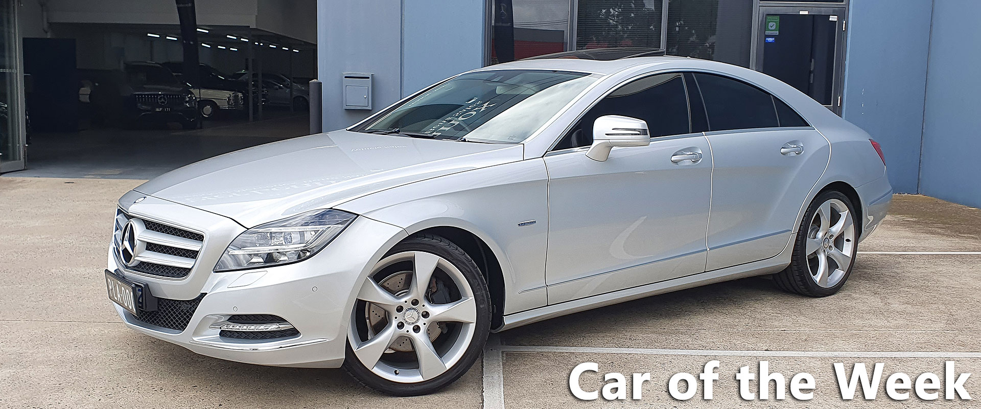 Front-Page-COTW-2011-CLS350