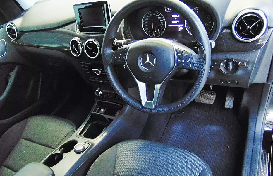 2012 Mercedes-Benz B180 BlueEFFICIENCY Auto   Peter Lennox