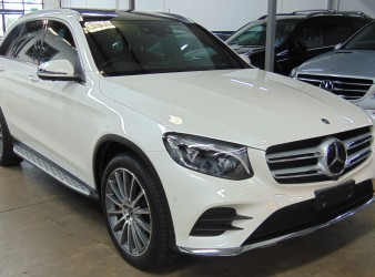 2017 GLC350d X253 Walkthrough