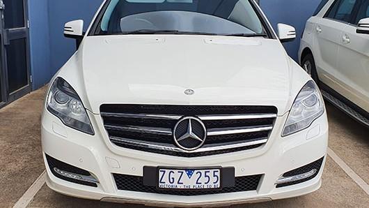 2011 MERCEDES-BENZ R-CLASS R350 CDI V251 MY11