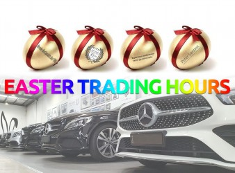 Easter Trading Hours 2021