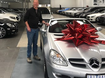 SLK280 going to another happy customer!