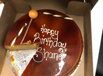 Happy Birthday Shane!