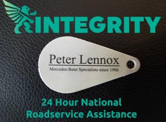 Integrity 24 Hour Roadside Assistance offer