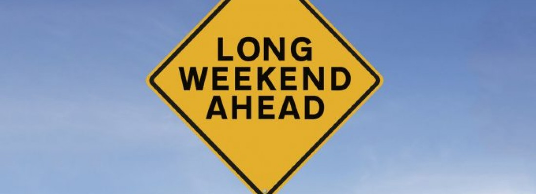 Labour Day Long Weekend Hours