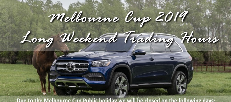 Melbourne Cup 2019 Trading Hours