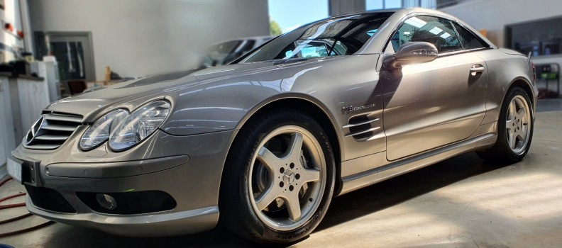Yet another Classic AMG Sold off-market!