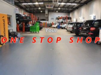 Your ONE STOP SHOP for Mercedes!