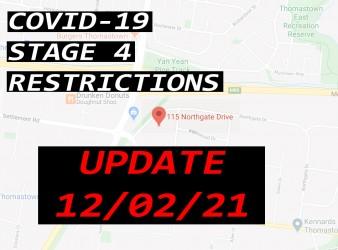 COVID-19: 12/02/21 BREAKING UPDATE